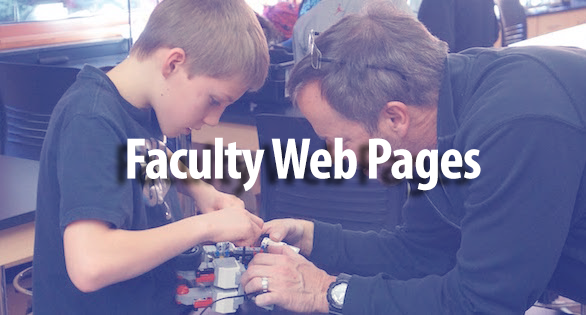 facultywebpages
