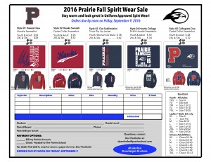 Spirit Wear Order Form Fall 2016 JPG