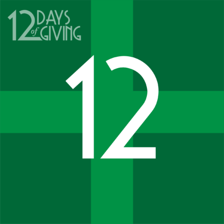 12 day of Giving-12